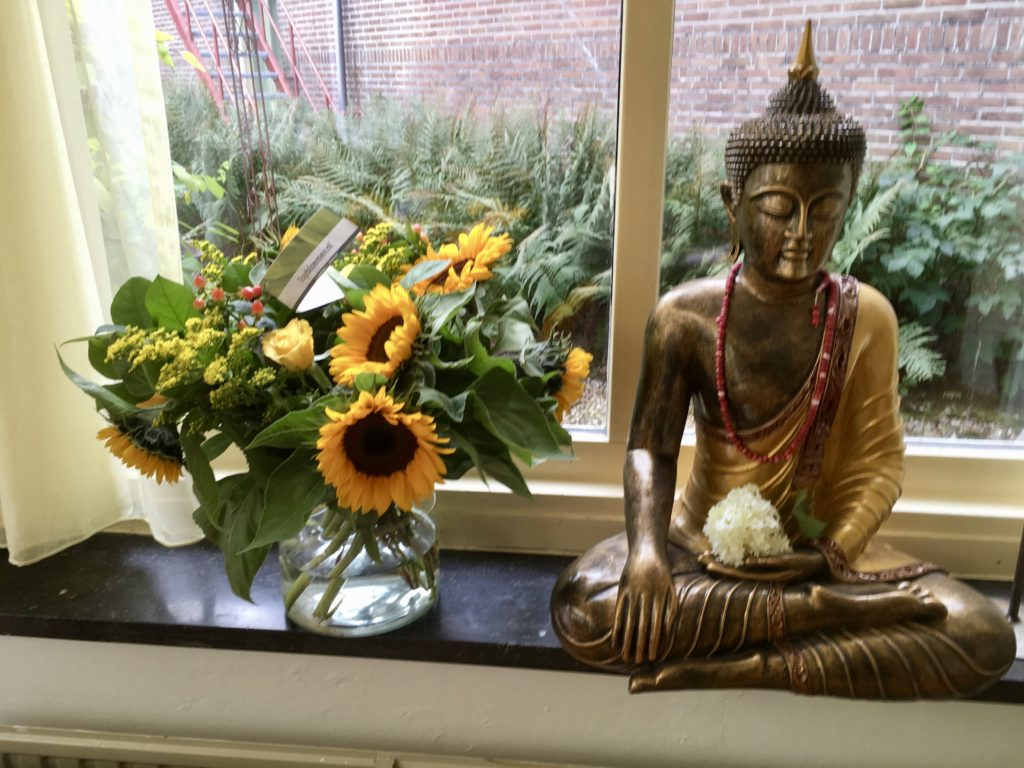 boeddhisme herberg het klooster retraite