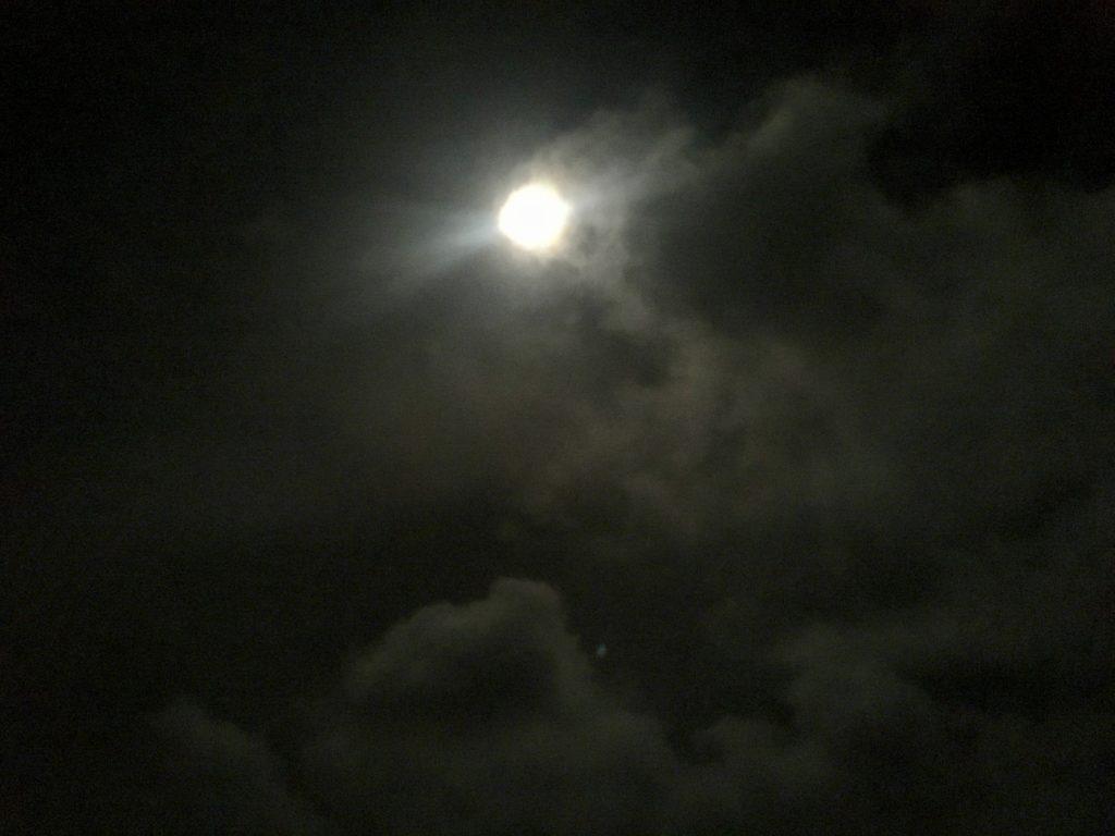 volle maan wadwandelen