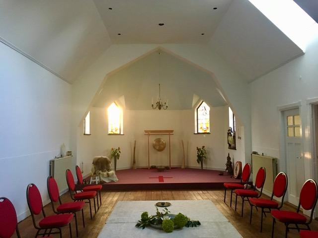 zaalverhuur Kapel meditatie retraite herberg het klooster rust groningen medium